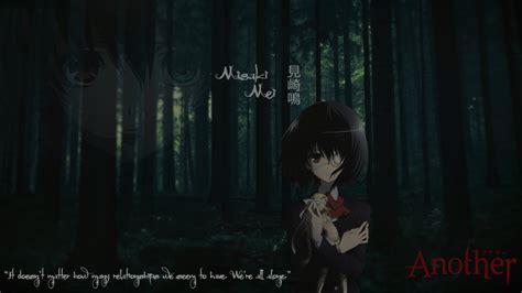 Another Anime Wallpaper - another wallpaper misaki mei by deathvoltz on deviantart