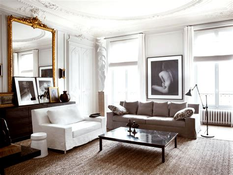 Interior Designer Jacques Garcia Celebrating Decor by Cutting Edge Classicism In Parisian Flat Thou Swell