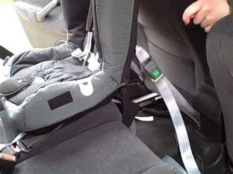 siege auto britax hi way 2 fitting of the britax two way elite with increased legroom