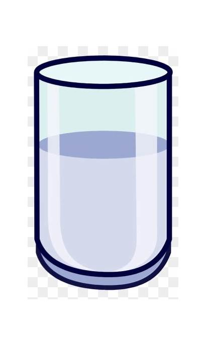 Glass Water Clipart Cup Clip Icon Icons
