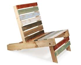 magnetic pallet chair adirondack chair outdoor deck patio uncommongoods