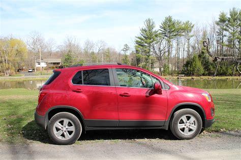 Vs Suv Gas Mileage by 2015 Chevrolet Trax Gas Mileage Review Of Small Suv