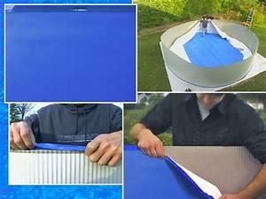 Liner Piscine Hors Sol Ovale : liner piscine hors sol ovale 7 30 x 3 75m x 1 20m fprov730 ~ Dode.kayakingforconservation.com Idées de Décoration