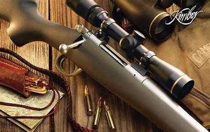 Sniper Rifle Scope Wallpapers Desktop Acog Weapon