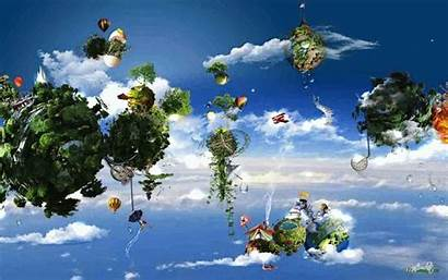 Natural Animated Wallpapers Nature Fantasy Landscapes Awesome