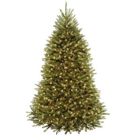 national tree company 6 5 ft dunhill fir artificial