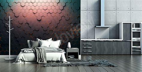 exemple de chambre a coucher papiers peints catégories 3d papier peint myloview fr