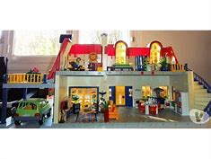 HD wallpapers maison moderne playmobil toys r us ...