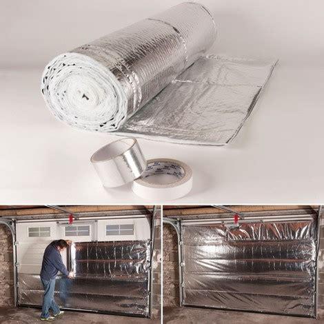 kit isolation thermique sp 233 cial porte de garage 12332