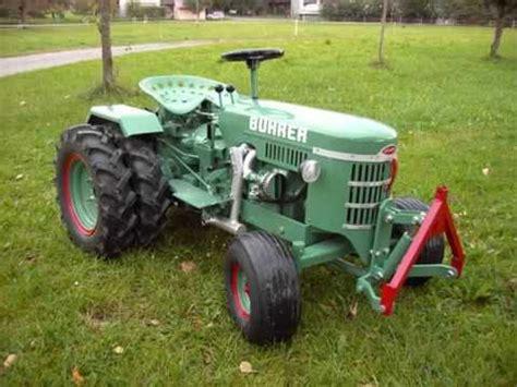 buehrer traktor eigenbau youtube
