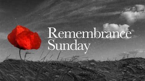 remembrance sunday service clipart