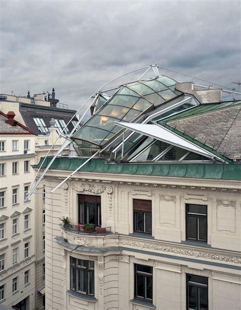 rooftop remodelling falkestrasse vienna  coop