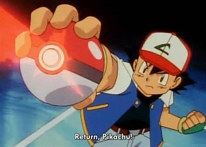Pokeball Pikachu Ash Pokemon Brock Onix Caught