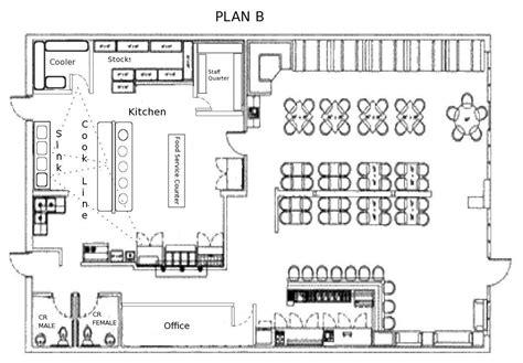 plan cuisine restaurant small restaurant square floor plans every restaurant