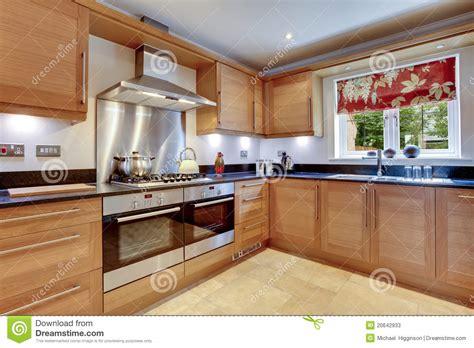 cuisine de luxe cuisine moderne de luxe photos stock image 20642933