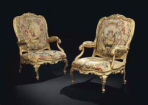 Seat Beauvais : a pair of austrian carved giltwood and beauvais tapestry armchairs circa 1753 vienna christie 39 s ~ Gottalentnigeria.com Avis de Voitures