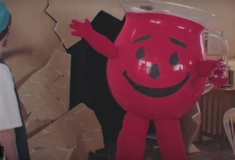 'snl' Kool-aid Man Sketch Parodies Gillette Toxic