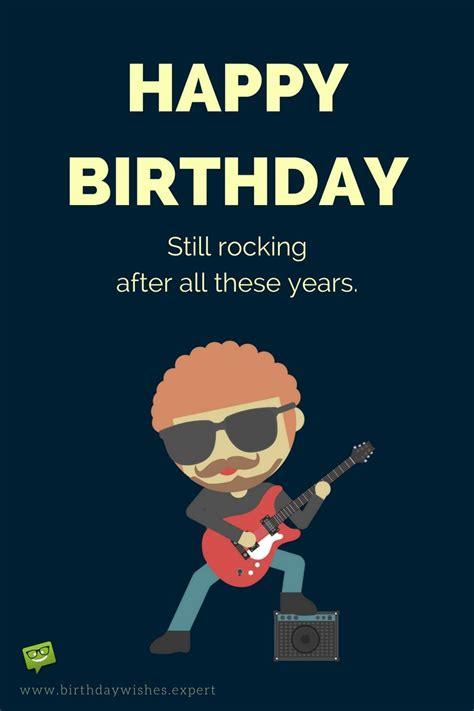 best happy new year song rock happy birthday to a great friend