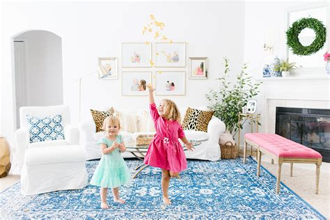 Family Friendly And Colorful by Family Friendly Bright And Colorful Living Room Megan
