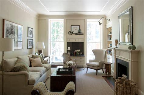 traditional livingroom manhattan duplex traditional living room york