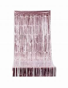 Rideau Rose Gold : rideau scintillant franges rose gold 2 44 m x 92 cm d coration anniversaire et f tes th me ~ Teatrodelosmanantiales.com Idées de Décoration