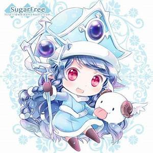 Lulu and Poro by kamuikaoru on DeviantArt | Geeky Things ...