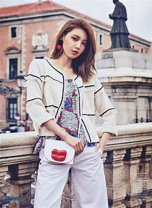 Sooyoung - 2017 March, InStyle Magazine | Manuth Chek's ...