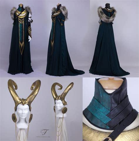 Lady Loki By Jolien On Deviantart