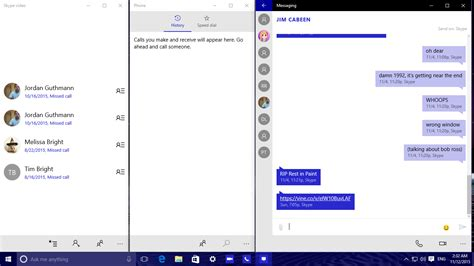 skype ready phone windows 10 november update features fixes and