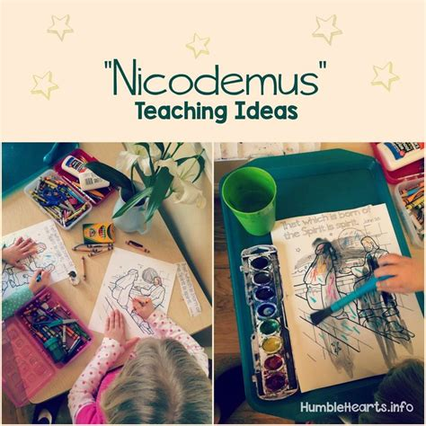 22 best nicodemus images on crafts for 767 | 16d9ef60190fcdd42acf8b01b3987062 sunday school activities kid activities