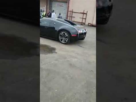Your destination for buying bugatti. Bugatti veyron arrives in Zambia - YouTube