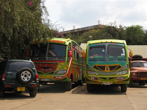 4 Forms Of Local Transportation In Kenya