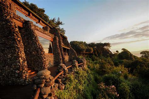 Ngorongoro Serena Safari Lodge, Tanzania