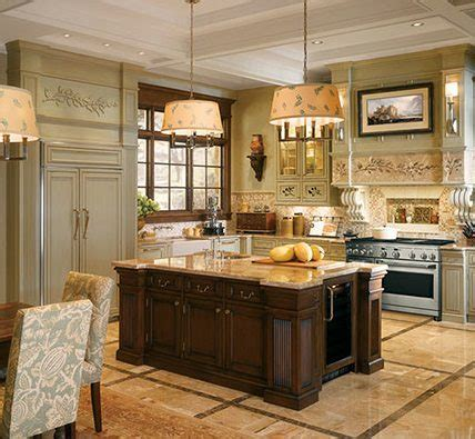 A Bentwood English Country Kitchen  Kitchen Designs By