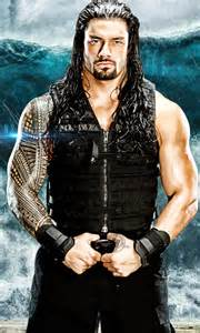 Roman Reigns WWE World Heavyweight Champion