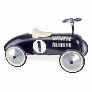 Retro Bebe Voiture : porteur voiture vintage noir vilac pour chambre enfant ~ Teatrodelosmanantiales.com Idées de Décoration