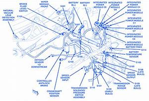 Chrysler Pacifica 2002 Engine Part Electrical Circuit