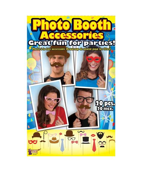 photo booth accessories photo booth accessories multipack general category