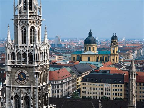All World Visits Germany Attractions