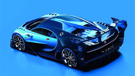 Bugatti Concept Car by Bugatti Vision Gran Turismo The Amazing Concept Car