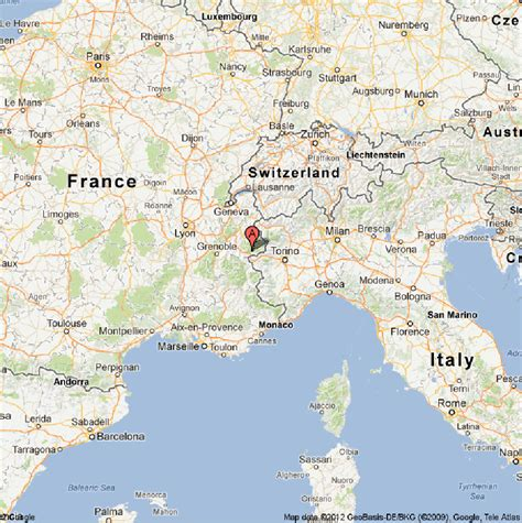 map  france  italy  switzerland  travel