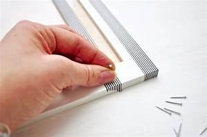 Pinnwand Selber Bauen : bilderrahmen pinnwand selber machen fr ulein selbstgemacht ~ Lizthompson.info Haus und Dekorationen