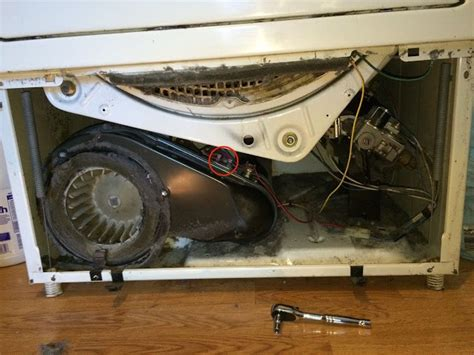 how to fix a kenmore 90 series gas dryer that will not heat your repair
