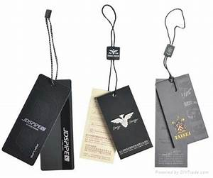 custom garment hang tag printing gt001 ks china With apparel tag printing