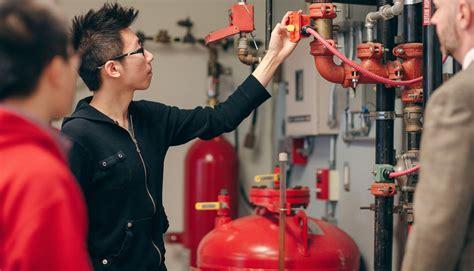 fire protection engineering technology seneca toronto