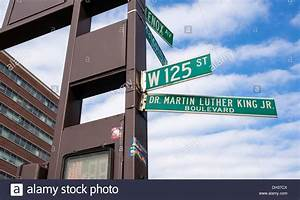 Dr. Martin Luther King Jr. Boulevard and Malcolm X ...