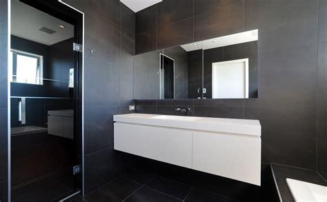 Modern Bathroom Designs Nz by Bathroom Style Is Black And White Bathrooms