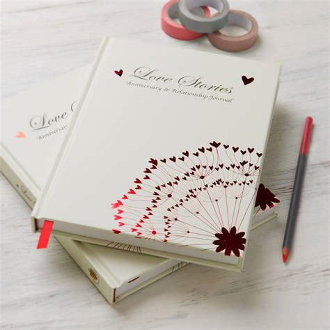 Love Stories  Ee  Anniversary Ee   Journal By From You To Me
