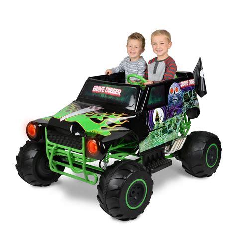 grave digger monster truck toys walmart s toy list for 2017 popsugar moms