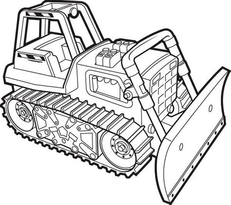 For boys and girls, kids and adults, teenagers and toddlers, preschoolers and older kids at school. Dozer Coloring Pages at GetColorings.com | Free printable ...